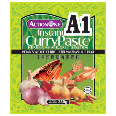Action One Instant Curry Paste (Indian Seafood)