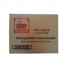 Mykuali Penang White Curry Instant Noodle (1 Carton)